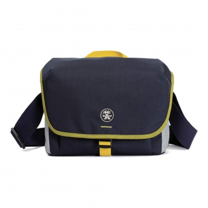 Crumpler Proper Roady v2.0 Camera Sling 4500, Navy/lime