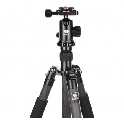 Sirui T-1204XL Carbon Tripod with E-10 Head