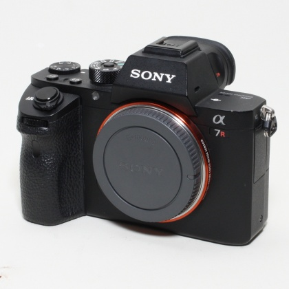 Used Sony Alpha 7R Mk II body