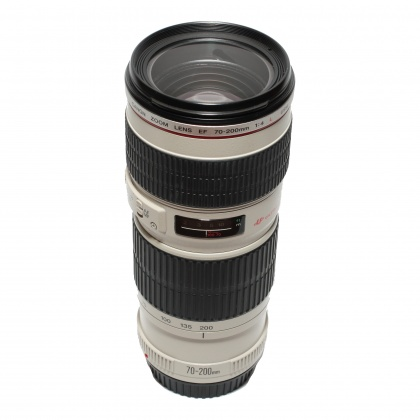 Used Canon EF 70-200mm f4 L