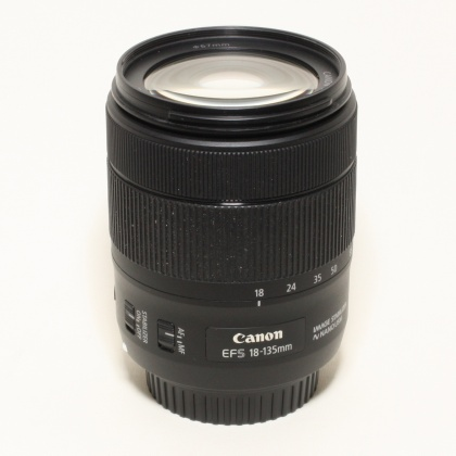 Used Canon EF-S 18-135mm f3.5-5.6 IS USM