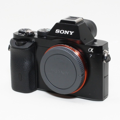 Used Sony Alpha 7 body