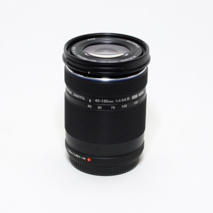 Used Olympus 40-150mm f4-5.6 R ED MSC