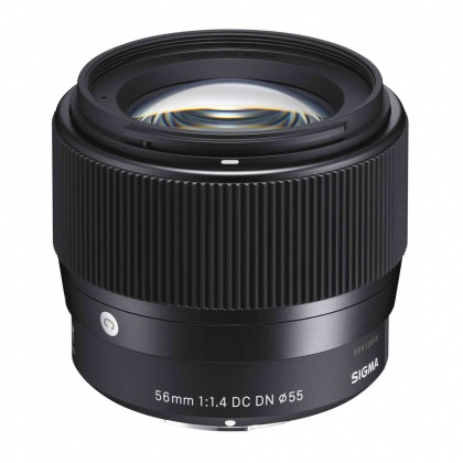 Sigma 56mm f1.4 DC DN C for Sony E