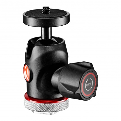 Manfrotto Micro Ball Head with Shoe Mount