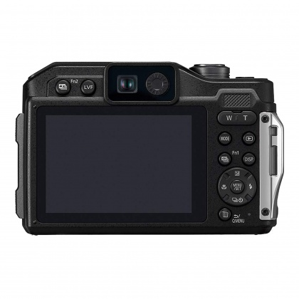Panasonic Lumix FT7 Tough Digital Camera, Black