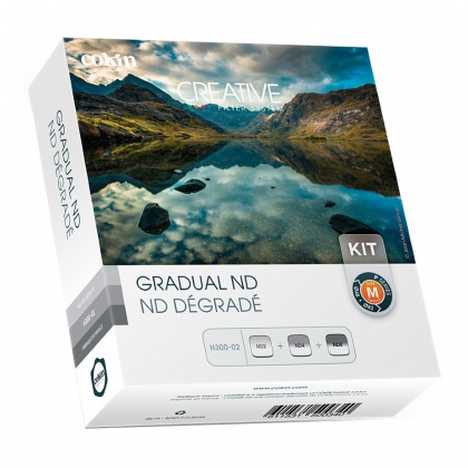 Cokin P Graduated Neutral Density Filter Kit, H30002