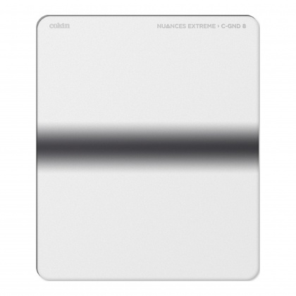 Cokin P Nuances Extreme Centre Graduated Neutral Density Filter, 8x 3stop