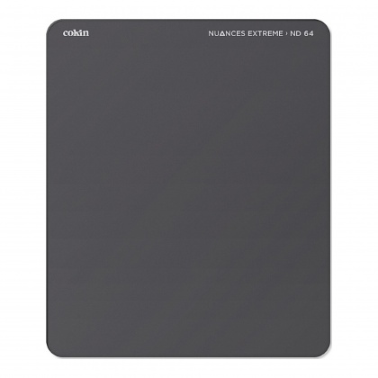 Cokin P Nuances Extreme Neutral Density Filter, 64x 6-Stop