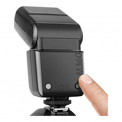 Metz M360 Flashgun, Canon