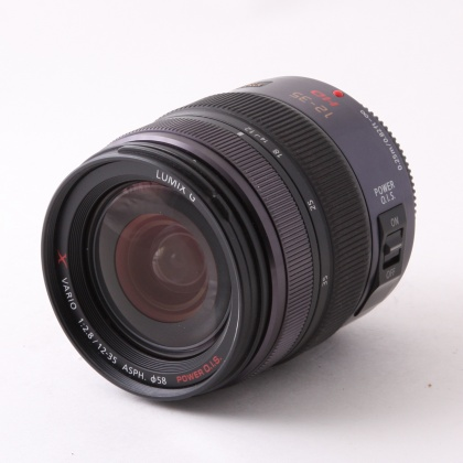 Used Panasonic 12-35mm f2.8 G VARIO ASPH