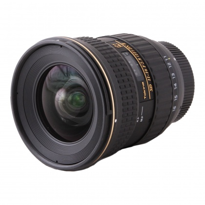 Used Tokina 11-16mm f2.8 AT-X DX II for Nikon AF