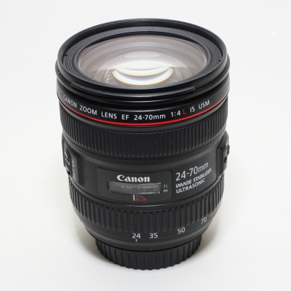 Used Canon EF 24-70mm f4 L IS USM