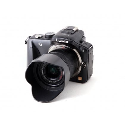Used Panasonic DMC-G3, 14-42