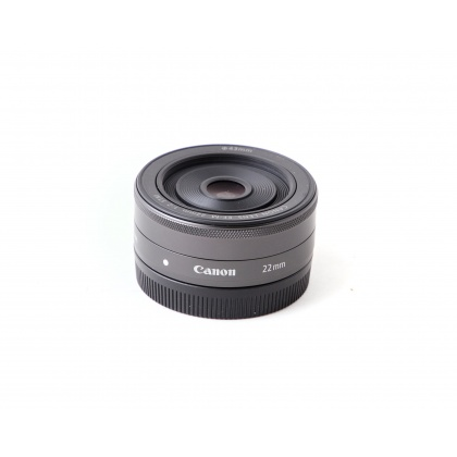 Used Canon EF-M 22mm f2 STM