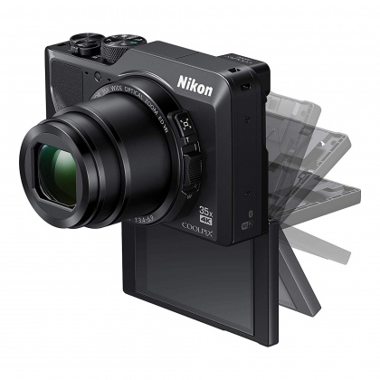 Nikon Coolpix A1000, Black