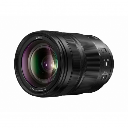 Panasonic Lumix S 24-105mm F4 Macro O.I.S