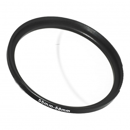 Kenko Stepping Ring, 55-58mm Step-Up
