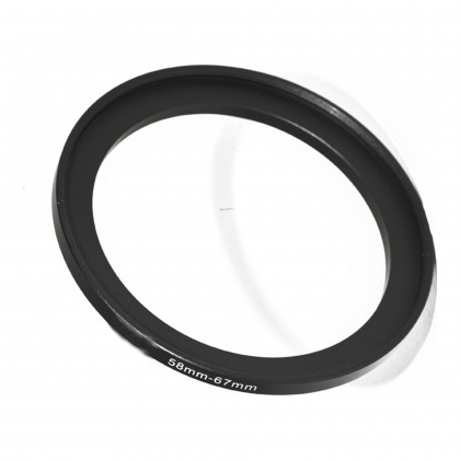 Kenko Stepping Ring, 58-67mm Step-Up