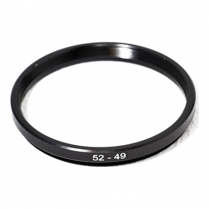 Kenko Stepping Ring, 52-49mm Step-down