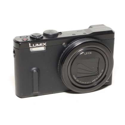 Used Panasonic DMC-TZ60, black
