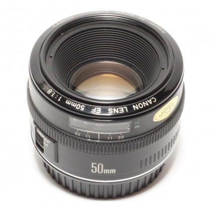 Used Canon EF 50mm f1.8