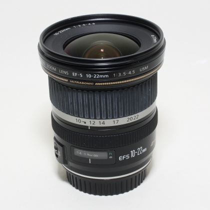 Used Canon EF-S 10-22mm f3.5-4.5 USM