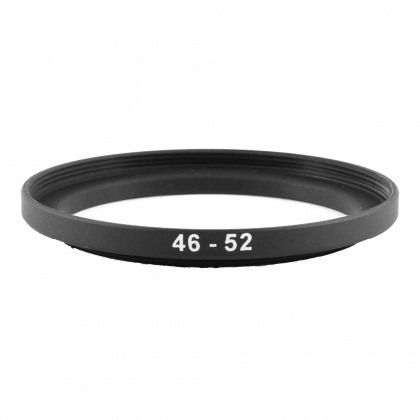 49mm to 46mm Stepping Step Down Filter Ring Adapter 49mm-46mm