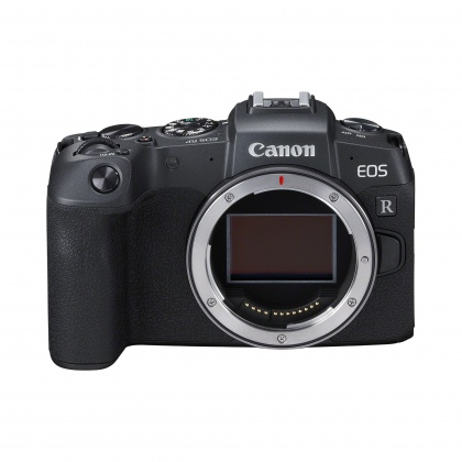 Canon EOS RP Body with Adapter EF-EOS R