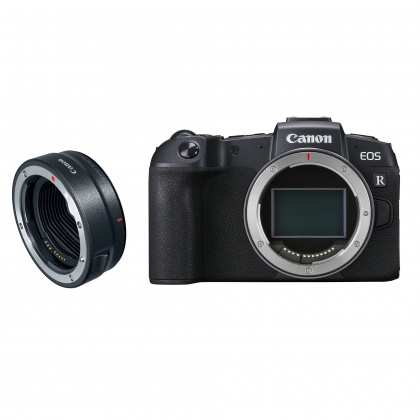 Canon EOS RP Body with EF lens Adapter, Pre order Deposit