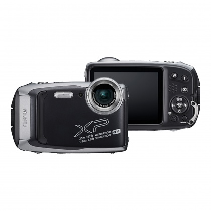 Fujifilm FinePix XP140, Graphite