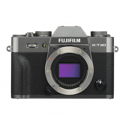 Fujifilm X-T30 Body Only, Charcoal Silver