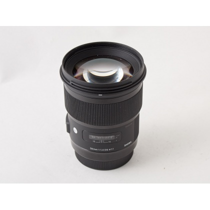 Used Sigma 50mm f1.4 Art for Canon EOS