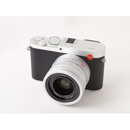 Used Leica Q, silver