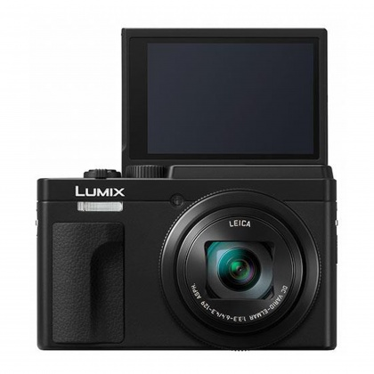 Panasonic Lumix TZ95, Black