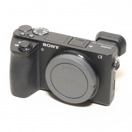 Used Sony Alpha 6500 body