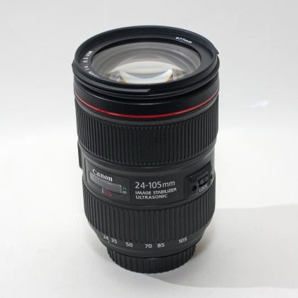 Used Canon EF 24-105mm f4  IS USM Mk II