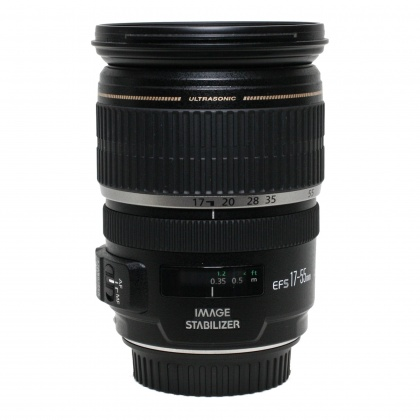 Used Canon EF-S 17-55mm f2.8 IS USM