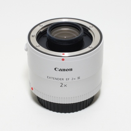 Used Canon Extender EF 2x III
