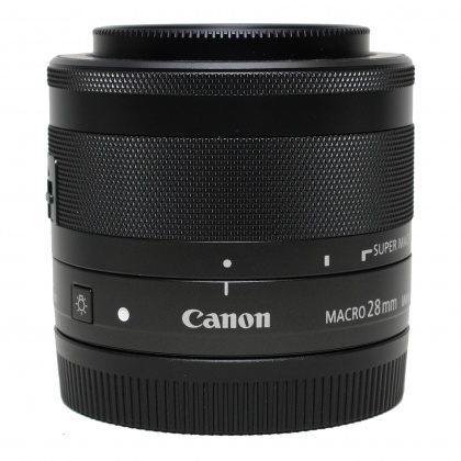 Used Canon EF-M 28mm Macro