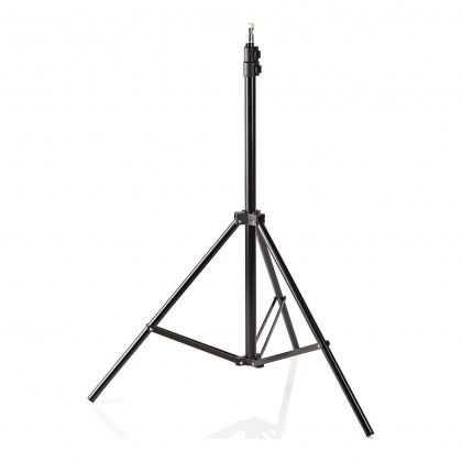 Nedis Photo Studio Light Stand | 200 cm | Spigot