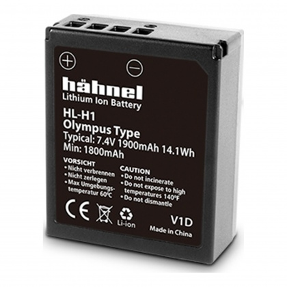 Hahnel HL-H1 battery 7.2v 1900mah