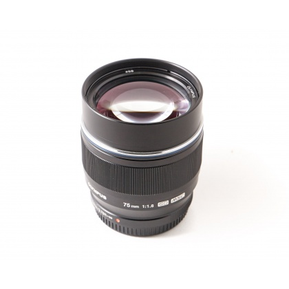 Used Olympus Zuiko ED 75mm f1.8