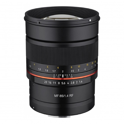 Samyang 85mm F1.4 RF Manual Focus for Canon EOS R