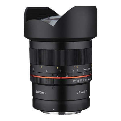 Samyang 14mm F2.8 RF for Canon EOS R