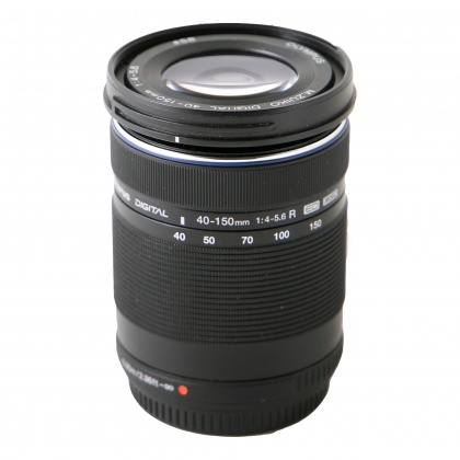 Used Olympus M.ZUIKO 40-150mm f4-5.6 ED MSC