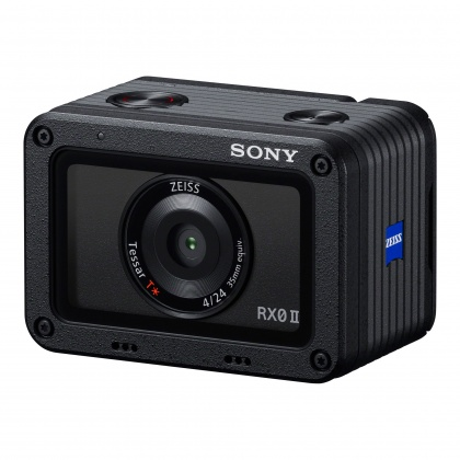 Sony DSC-RX0 II Ultra-compact camera