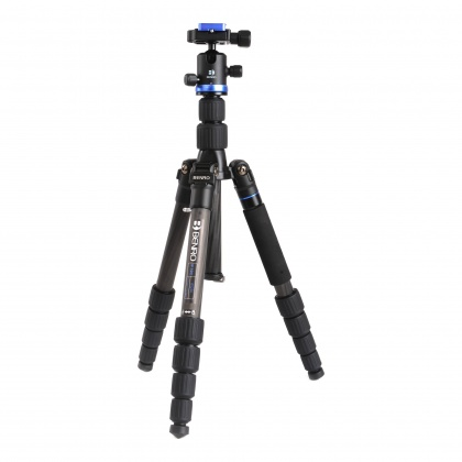 Benro iFOTO Carbon Fibre Tripod Kit with IB0 ball head