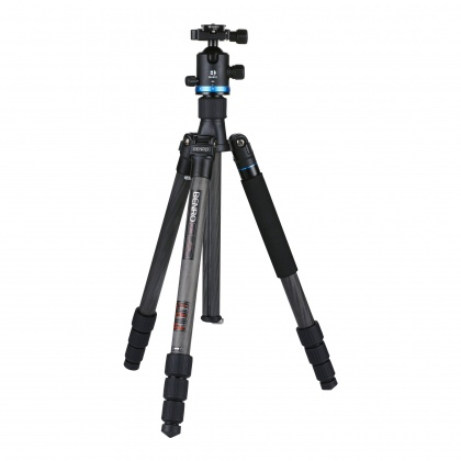 Benro iFOTO Carbon Fibre Tripod Kit with IB2 ball head