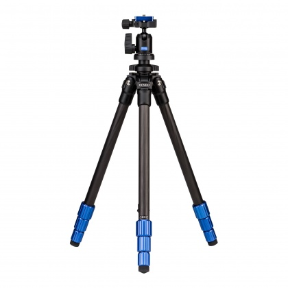 Benro Slim Carbon Fibre tripod kit with N00 ball head